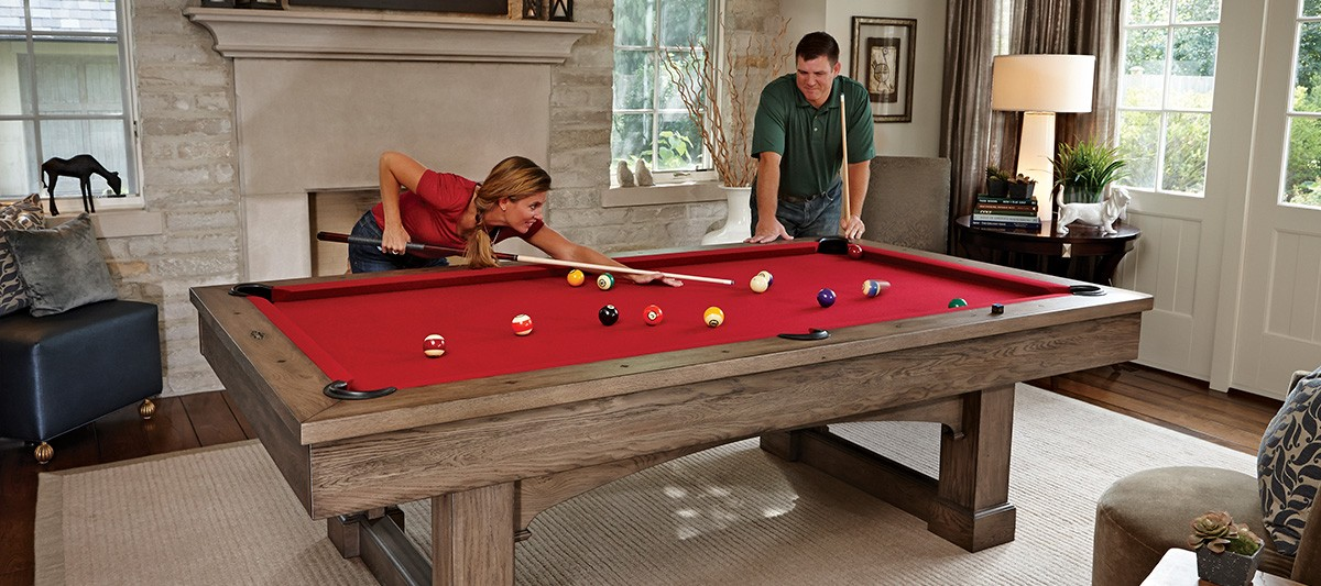 Brunswick Savanna Pool Table