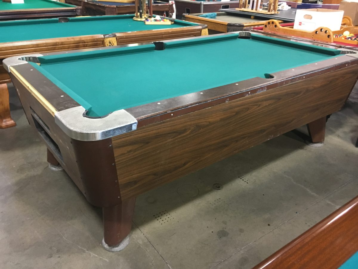 Used Pool Tables Kinneybilliards Com