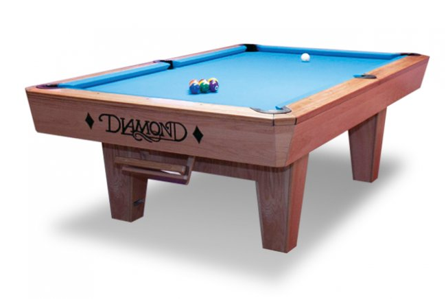 Diamond Professional Pool Table Kinneybilliards Com