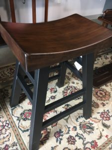 American Heritage cheyenne bar stool