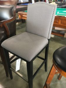 American Heritage Chase bar stool