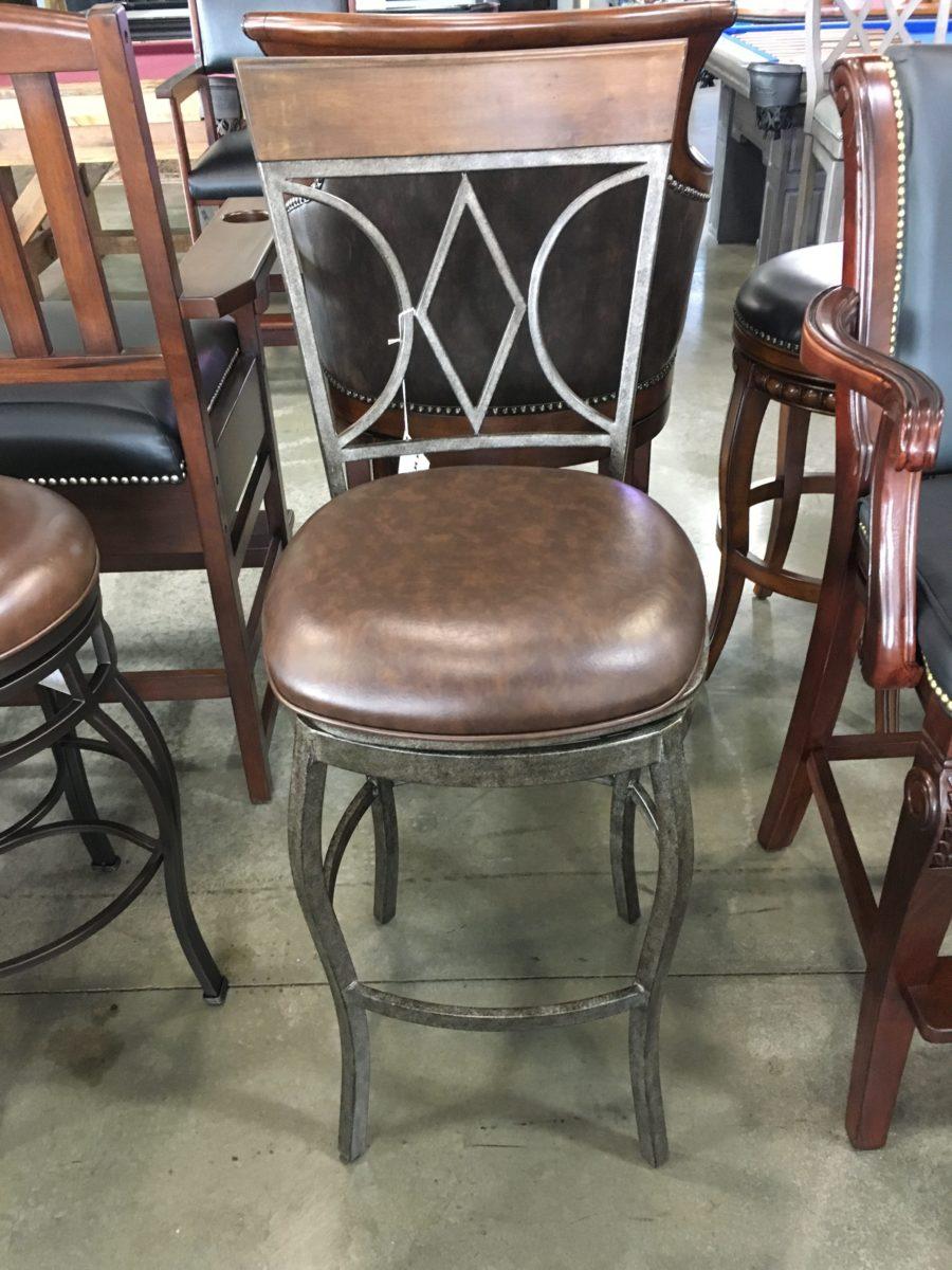 American Heritage Infinity bar stool