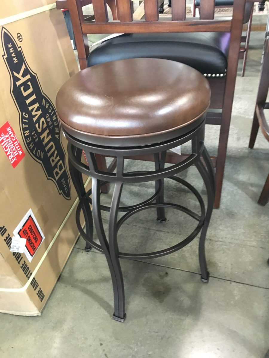 American Heritage Bella bar stool