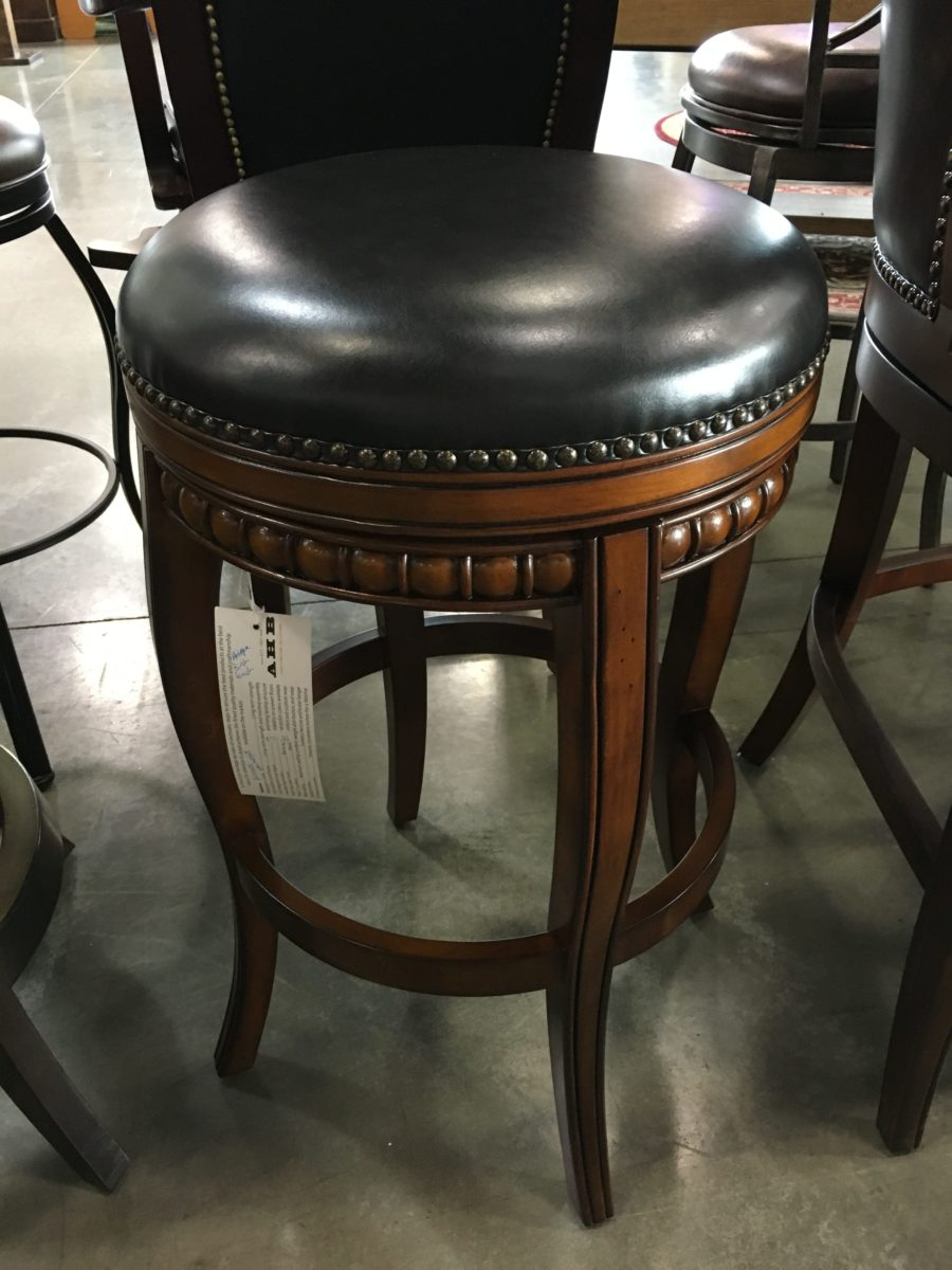 American Heritage Alonzo bar stool