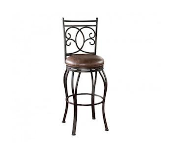 American Heritage Nadia bar stool