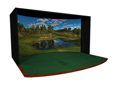 TruGolf Horizon Golf Simulator