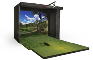 Vista 10 TruGolf Golf Simulator