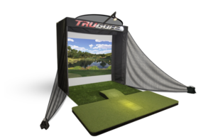Vista 8 TrueGolf Golf Simulator
