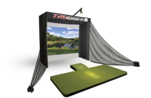 Vista 8 TruGolf Golf Simulator