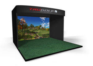 Signature TruGolf Golf Simulator