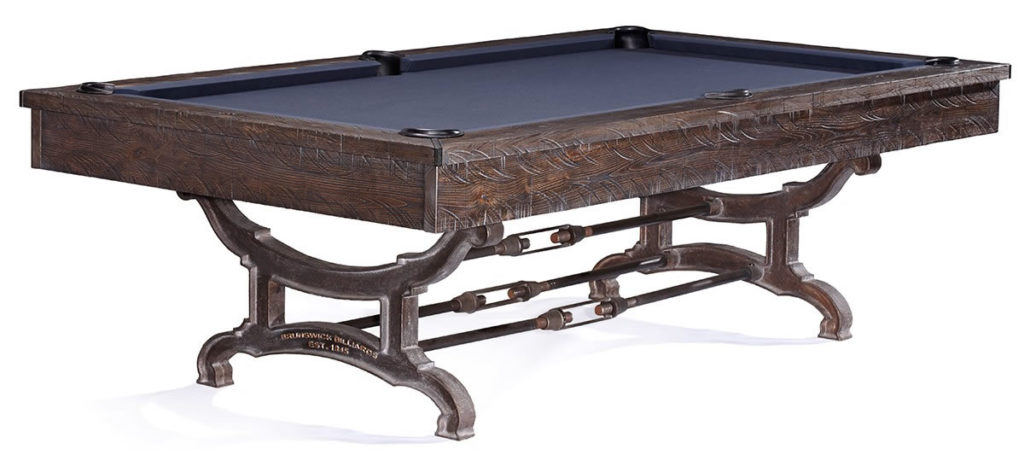 Pool Tables KinneyBilliardscom - Brunswick diamond pool table
