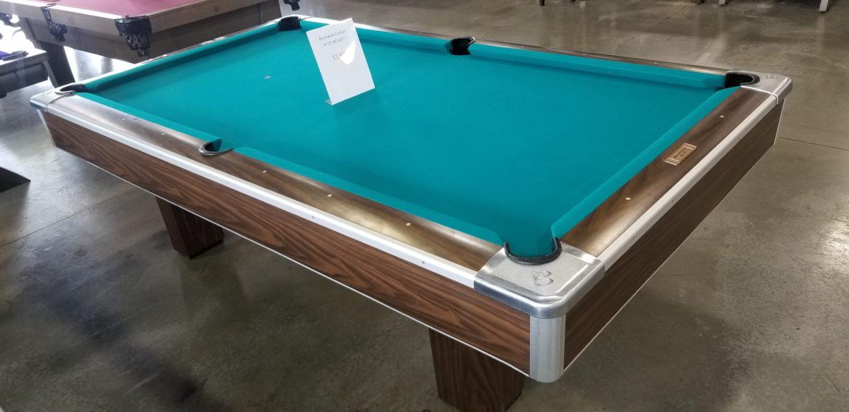 Kinney Billiards
